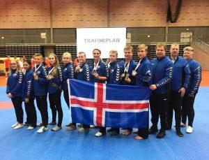 Góður árangur á Danish Open